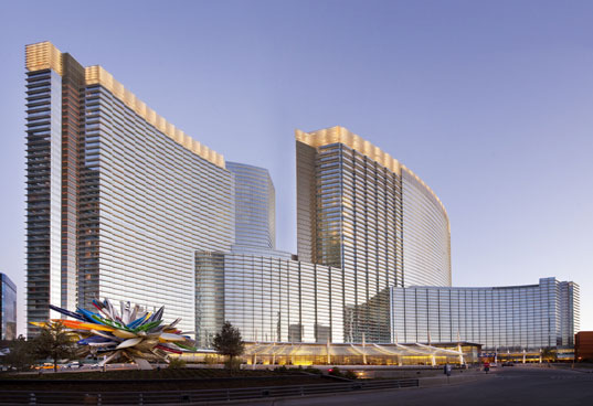 CityCenter, Las Vegas, Sustainable Development, MGM, Mirage, Green Building, LEED Gold, Aria, Vdarra, Sustainable Spa, Sustainable Casino, Mandarin, Crystals, MGM Development, World Class Hospitality, Luxury Accommodations