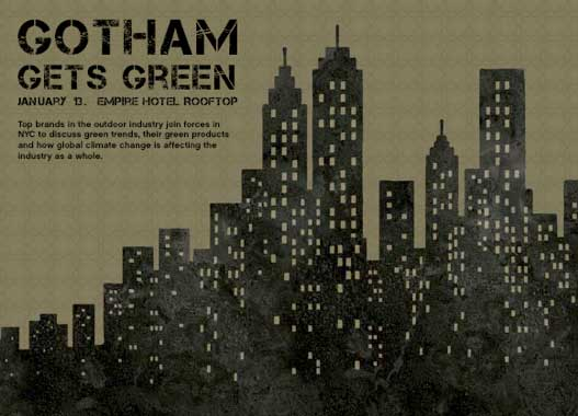 Gotham Gets Green, Empire Hotel, NYC, NY, New York, New York City, outdoor, clothing