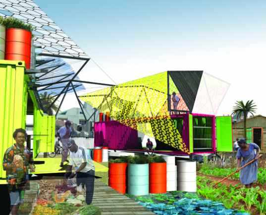 Shipping Containers Could Provide Disaster Relief For Haiti ...