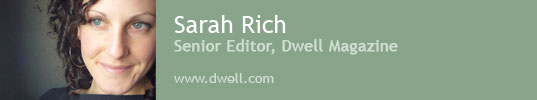 sustainable design, green design, green design predictions 2010, new year's predictions, sarah rich, dwell magazine