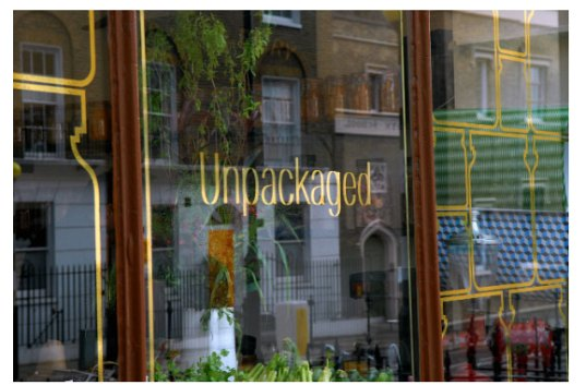 London S Unpackaged Grocery Shop Eliminates Wasteful