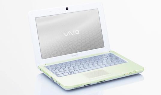 sustainable design, green design, green gadget, vaio, w series, eco edition, sony