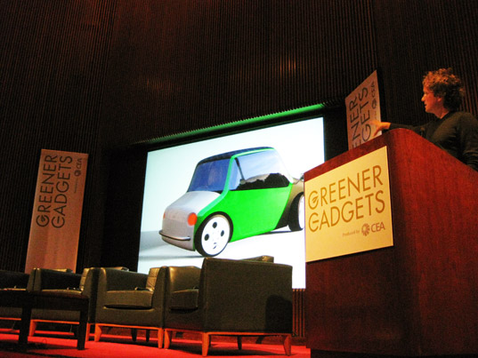 sustainable design, green design, greener gadgets conference, green gadgets, green electronics, sustainable technology, clean tech, renewable energy, energy efficiency, yves behar