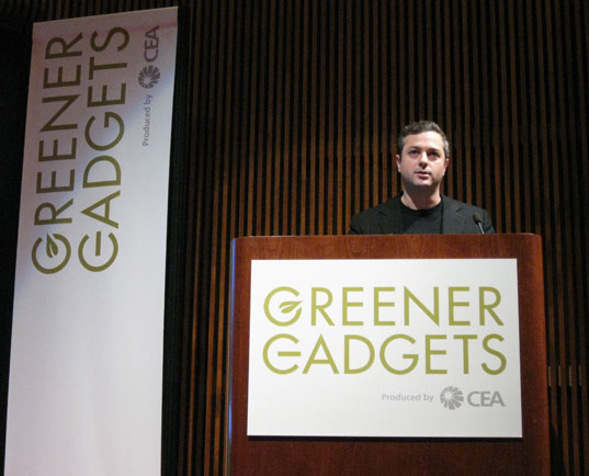 sustainable design, green design, greener gadgets conference, green gadgets, green electronics, sustainable technology, clean tech, renewable energy, energy efficiency, sourcemap