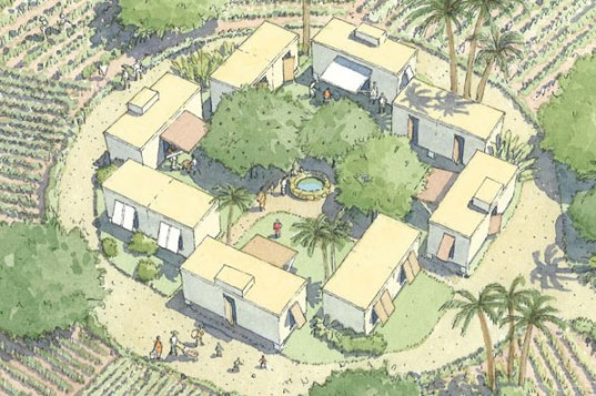haiti, housing, shelter, prefab, miami, innovida, duany, haitian, temporary, green, eco design,