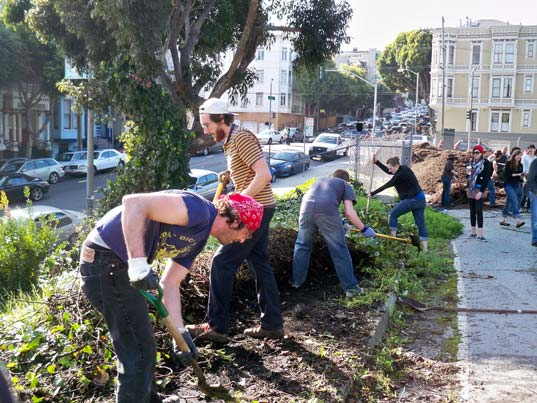 hayes valley farm, hvs, san francisco, farming, eco design, green design