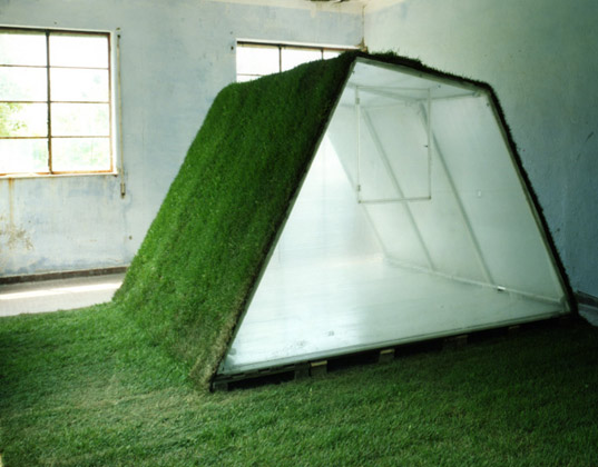 lawn house, sustainable design, green design, green building, sustainable architecture, modular house, italy, altro studio, layer structure, bio-degradable, natural insulation