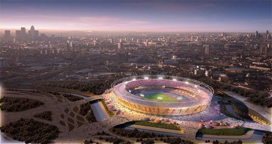 London 2010 Olympics, sustainable design, green design, london olympic games, green events, green archtiectures, sustainable architecture, green building, hydrogen highway, olympic stadium