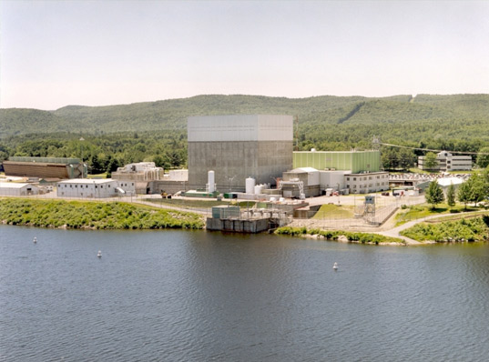 Nuclear Power Plant Reactor. Vermont Yankee nuclear power