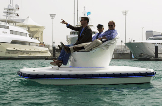 sofa boat, abra marine, solar powered boat, eco design, green design, sustainable design, zero emission boat, eco boat, electric boat