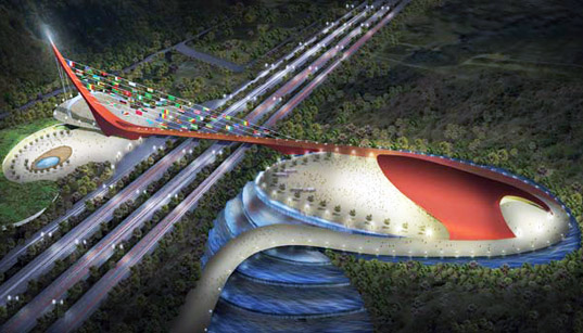 abuja gate, abuja, nigeria, africa, solar powered, solar canopy, airport, gateway, ehrlich, architects