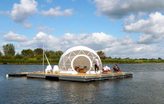 zendome, sustainable design, green design, green building, sustainable architecture, geodesic domes, prefabricated housing, prefab architecture
