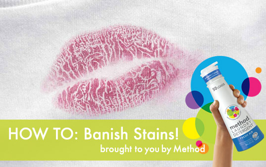 eco-friendly stain removal