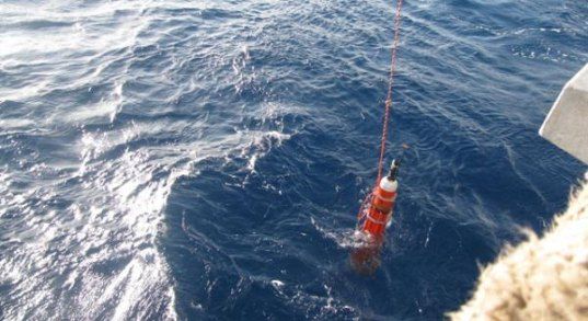 Scientists Develop First Underwater Robot Powered Entirely by Ocean's Thermal Energy