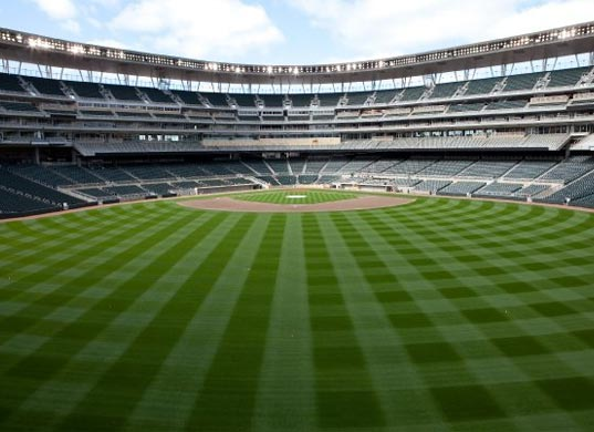 minnesota twins, baseball, stadium, sports, opening day, leed certification, green athletes, minneapolis, sustainable construction