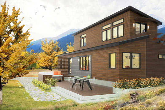 Prefab Homes Prefab Prefabricated Housing Evolution Green Home