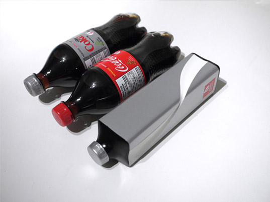 sustainable design, green design, green product, eco friendly packaging, Eco-Coke Packaging, collapsible container