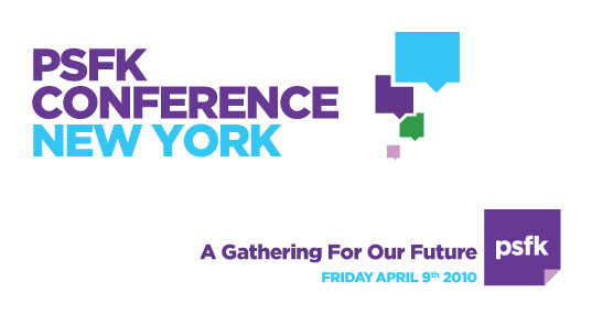 psfk conference ny, events, nyc, piers fawkes, green design, eco design, no impact man, creative professionals, nyc event