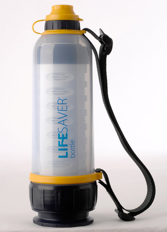 Nanobits Lifesaver World S First Ultra Filtration Water
