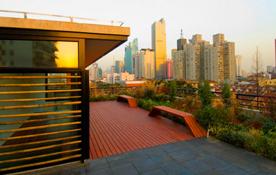 URBN hotel, China's First Carbon Neutral Hotel Hits Shanghai, Shanghai Green Hotel, URBN Hotels, URBN Green Hotels, URBN eco hotel, carbon-neutral, shanghai eco hotel, locally sourced materials, water air conditioning