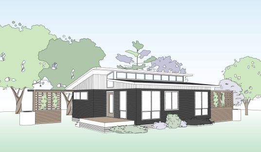 blu homes, salt lake city, retreat house, green homes, prefab homes, prefab housing, sustainable building