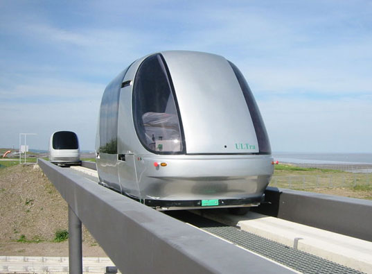 ULTra PRT, heathrow, transport, future, electric, vehicle, podcar, personal transportation, mass transit