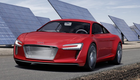 Frankfurt Motor Audi concept electric vehicle torque, autos, frankfurt car show green cars, green autos, eco cars, alternative fuel, concept cars