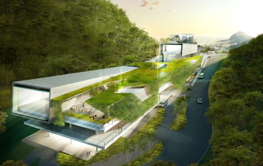 Rio s paineiras hotel to receive eco renovation for Sustainable hotel design
