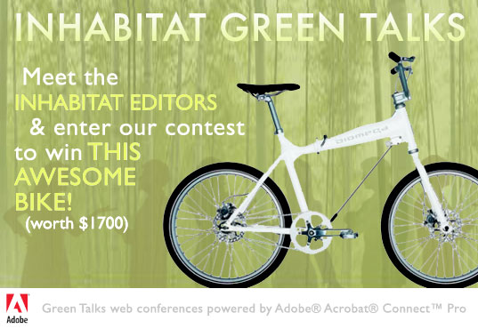 INHABITAT GREEN TALKS, Meet the editors