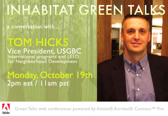 Tom Hicks, USGBC, Building Performace Initiative, LEED, Green Building, USGBC Building Performance Initiative USGBC BPI