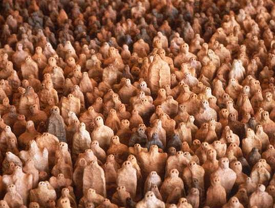 GSK-Contemporary-Earth-Antony-Gormley-Amazonian-Field-1992