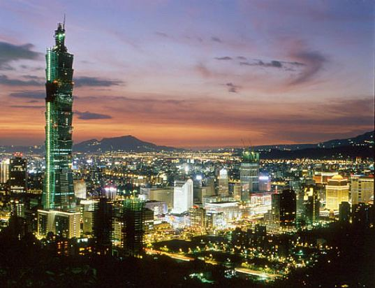 green upgrade, energy efficiency upgrade, energy efficiency, taiwan, taipei, taipei 101, world's tallest building,