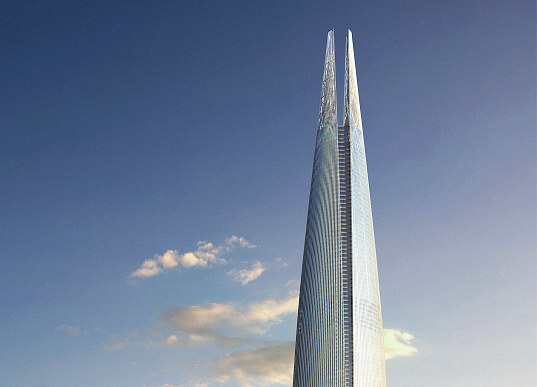 architecture, super tower, skyscraper, LEED, LEED certification, seoul, south korea, seoul skyscraper, eco skyscraper, Kohn Pederson Fox,