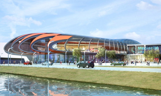 M 233 Diacit 233 A New Sustainable Shopping Center For Li 232 Ge