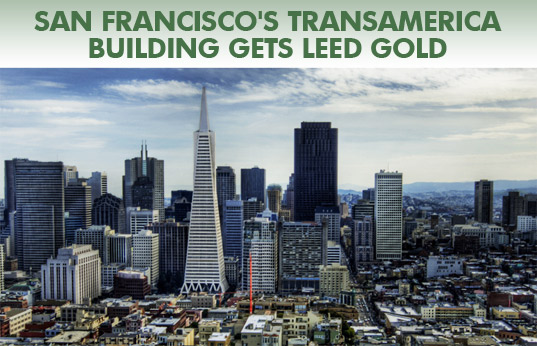 San Francisco's Transamerica Building Gets LEED-Gold, Transamerica Pyramid in SF Achieves LEED Gold, san francisco, sf, inhabitat sf, gavin newsom, mayor newsom, transamerica pyramid, transamerica building, leed gold, leed, sustainable building, green building