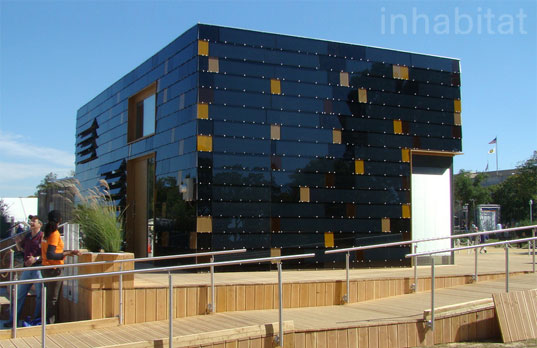 solar decathlon, solar decathlon 2009, winners, winner, Team Germany, Illinois, net metering, solar power, net zero, pv panels, energy efficient design