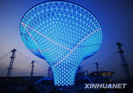 world expo 2010, shanghai world expo, shanghai, sun valleys, eco pavilions, rainwater collection, daylight