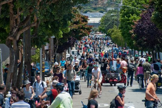 sustainable design, green design, sunday streets, public space, san francisco, community growth, announcement