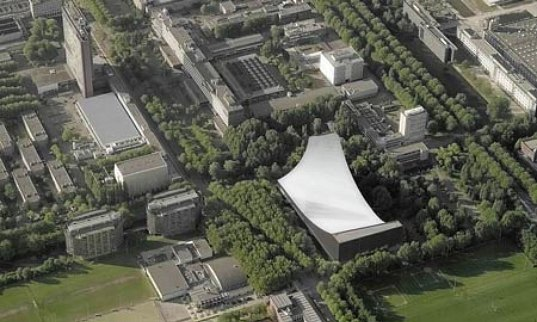 architecture, sustainable design, delft university, delft university of technology, the new bouwkunde, bouwkunde, faculty of architecture, solar panels, design competition