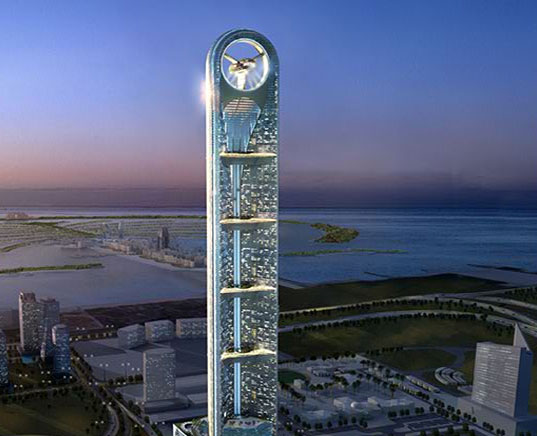 anara tower, green buidling, atkins design studio, dubai architecture, leed certified, sustainable architecture, tameer holding investment