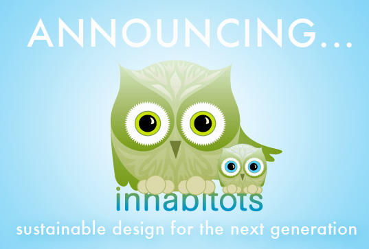 Inhabitots, Inhabitots launch, Inhabitots owls, Habby, the inhabitat Owl, Inhabitat baby site, Inhabitat baby
