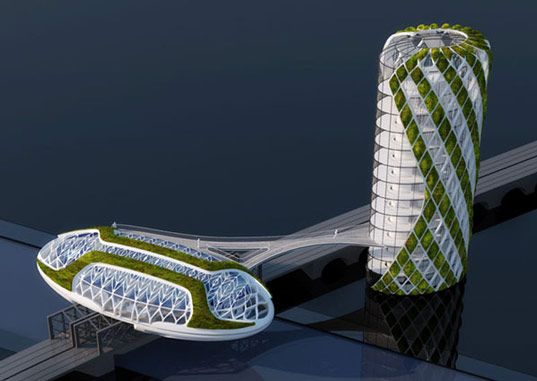 Vincent Callebaut, Anti Smog Architecture in Paris, A Catalyst for Cleaner Air in Paris,  Air Cleaning Architecture in Paris, green building, green architecture, sustainable design, sustainable architecture, green design, Anti Smog, sustainable development, solar photovoltaic, vertical axis wind turbine, green roof, titanium dioxide, solar, solar drop, wind tower, antismog8.jpg