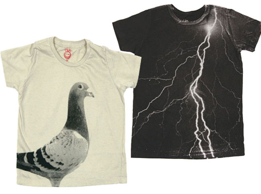 Organic Cotton, organic cotton children's t-shirts, eco fauna, ross menuez, areaware