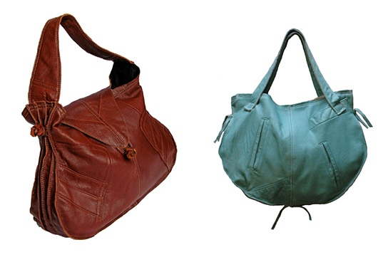 Ashley Watson, Recycled Leather, Jacket, Handbags, Sustainable Style, eco-fashion, upcycled, recycled, vintage, fashion, accessories