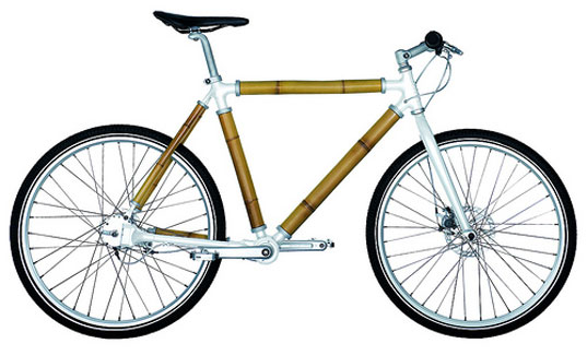 sustainable design, green design, copenhagen design week, copenhagen showhow, denmark, furniture, event, Bamboo-frame bike, biomega
