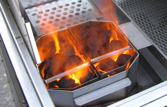 green barbecue, sustainable charcoal, eco-friendly barbecue, eco-friendly grill