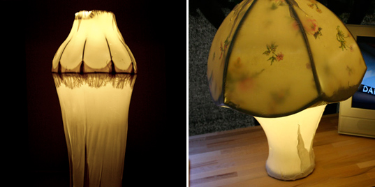 beryl & friends, wemake, reclaimed materials, refurbished lamps, lamp shades, recycled lamp, energy efficient lighting
