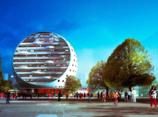 sustainable design, green architecture, green building, greeen architects, bibliosphere, germany, alternative energy