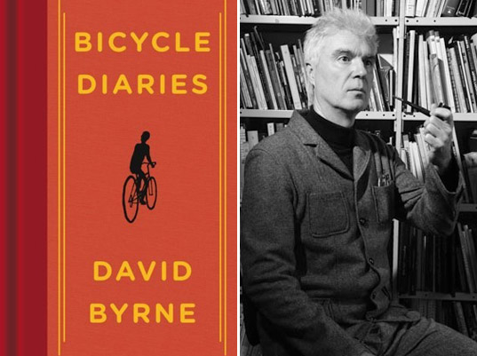 bicycle diaries, david byrne, public space, urban design, infrastructure, transportation, bike, art, culture