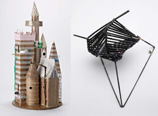 Bird Bat And Bee Houses From Up Cycled Catalogues